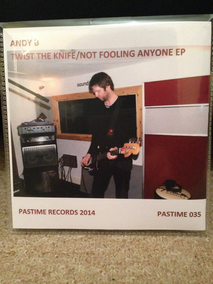 'Twist the Knife/Not Fooling Anyone' - Andy B